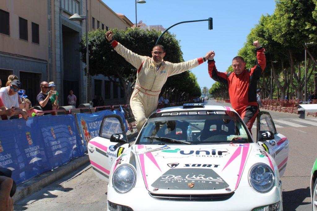 José Antonio Aznar y José Crisanto Galán
